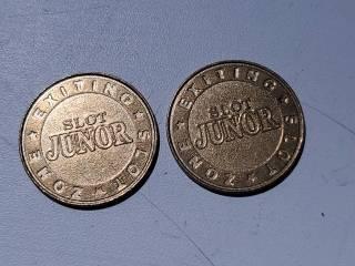 遊戯用メダル(真鍮2)